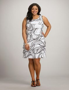 Magníficos vestidos cortos para gorditas   Especial vestidos de tallas grandes