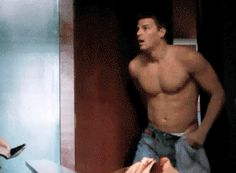david boreanaz shirtless Happy birthday, David Boreanaz: 6 reasons to love the 'Bones' star