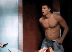 david boreanaz shirtless Happy birthday, David Boreanaz: 6 reasons to love the 'Bones' star