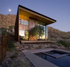 The Jarson Residence, Paradise Valley, 2006 http://bit.ly/AwuVof #archilovers #architecture #home