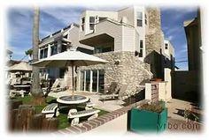 7 Bedroom Beach House right on Mission Beach Boardwalk.