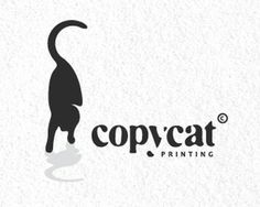 The best cat logo. Ever. #design #cats