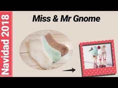8 Ideas para hacer ADORNOS NAVIDEÑOS con Material Reciclado / How to Make a Sock Gnome - YouTube Gnomes, Youtube, Ideas, Xmas, Recycled Materials, Christmas Crafts, Thoughts, Youtubers, Youtube Movies