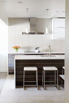 Cozinha Americana: Dicas Profissionais, Fotos e Medidas - Arquidicas