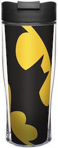 Batman Logo Travel Mug.