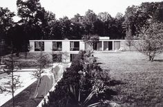 Tager Residence, 1960