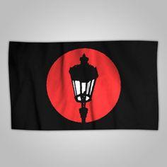 """Streetlight Manifesto """"Flag"""" Flag (Black)"""