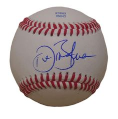 Drew Butera Signed Rawlings Baseball, Kansas City Royals, Los Angeles Dodgers, LA Angels, Minnesota Twins, Proof This is a brand-new Drew Butera autographed Rawlings official league leather baseball.