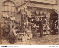 Türk tüccarlar - 1855