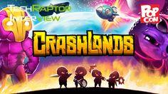 Indy PopCon 2016 - Crashlands & Butterscotch Shenanigans - http://techraptor.net/content/indy-popcon-2016-crashlands-butterscotch-shenanigans | Gaming, Interviews, Videos