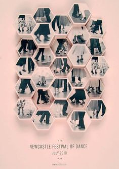 Festival of Dance poster