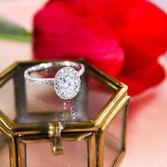 A beautiful ring for a beautiful person #BrilliantEarth