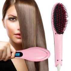 17 Best hair straighteners brush images | Hair brush