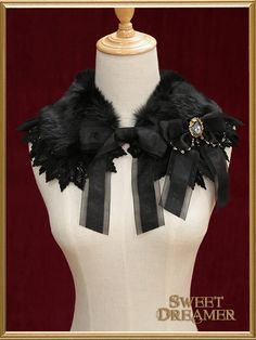 SweetDreamer LOLITA ~Persephone~ Luxury Gothic Lolita JSK + Bonnet Set - My Lolita Dress