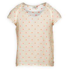Bellerose Kinderkleding meisjes tshirt | trendy voor de zomer | www.kienk.nl