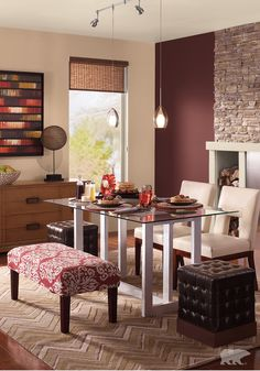 58 best Stylish Dining Rooms images on Pinterest Dining room