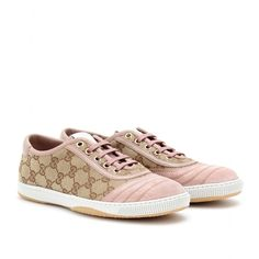 mytheresa.com - Gucci - CODA LEATHER LOGO-SNEAKERS - Luxury Fashion for Women / Designer clothing, shoes, bags