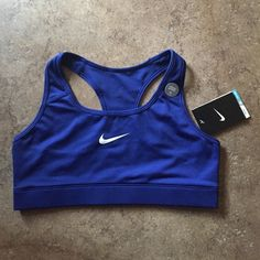 Nike Sports Bra Women's Medium sports bra. Brand new with tags! I accidentally bought two! Feel free to make an offer or ask any questions! Nike Intimates & Sleepwear Bras