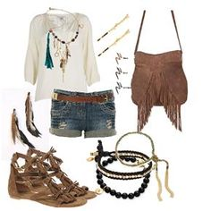 boho style gotta love it!