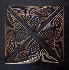 Paper embroidery, или Техника изонити - Ярмарка Мастеров - ручная работа, handmade