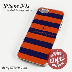 Ralph Lauren strips Phone case for iPhone 4/4s/5/5c/5s/6/6 plus