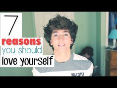 7 Reasons To Love Yourself | Paul Zimmer - YouTube