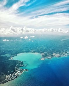 Jamaica from above, just as beautiful. via MikiAsh blog