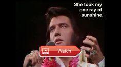 Elvis Presley Instrumental Karaoke for Female Singers You Gave a Mountain  A popular Elvis Presley's song You Gave Me A Mountain