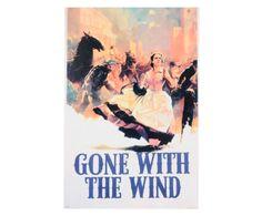 Gravura gone with the wind | Westwing - Casa & Decoração