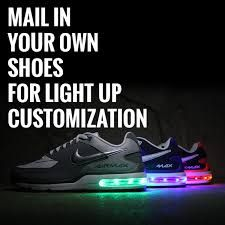 quality design c593f 3c739 Image result for light up shoes Oxford Sneakers, Oxford Brogues, Air Max  Sneakers,