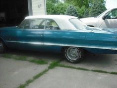 1963 Chevy Impala for sale (IA) - $16,500 Call Charlie @ 515-460-5966
