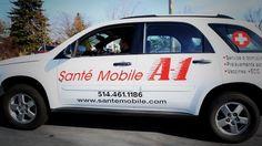 Santé Mobile A1 - Commercial by Marrone Video