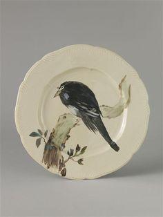 Henri Lambert   Service Lambert-Rousseau : assiette plate   Images d'Art