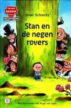Stan en de negen rovers - Jowi Schmitz