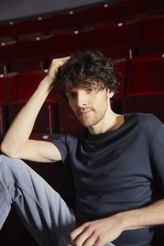 "Photo from Colin Morgan's interview ""How actor Colin Morgan mastered his craft"" with The Jackal Magazine, April 2019 Colin Bradley, Bradley James, Catherine Tate, Armagh, Benedict Sherlock, Benedict Cumberbatch, Drama, Doctor Who, Laura Donnelly"
