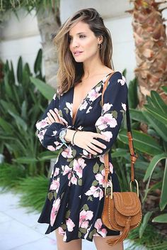 Floral Jaeger Dress | Ultimate Summer Fashion Essentials To Match Your Makeup