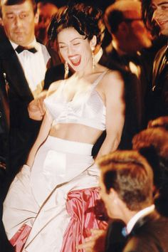 Live your life - don't give a fuck what everyone else thinks #madonna #truthordare #expressyourself