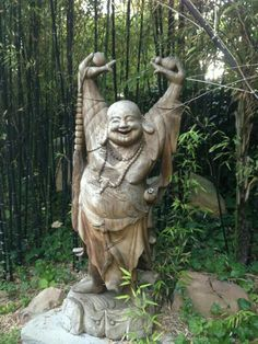 Awesome Buddha Statu