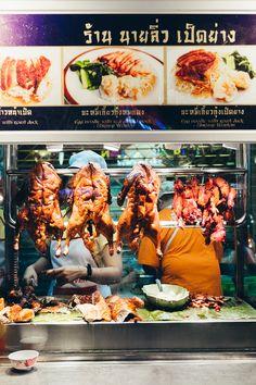 Bangkok night food, Thailand Food Thailand, Night Food, Bangkok, Cod, Cod Fish, Atlantic Cod