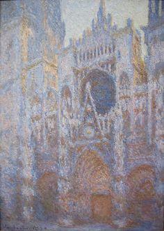 Claude Monet / la cathédrale de Rouen
