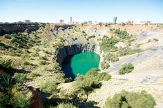 Kimberley 'big hole' Northern Cape South Africa