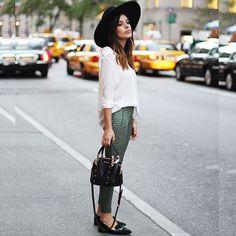#stealthelook #look #looks #streetstyle #streetchic #moda #fashion #style #estilo #boho #chic #chapeu #mocassim