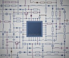 abstract colorful circuit board background circuit lined pattern rh pinterest com