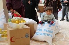 The UN World Food Programme (WFP) today announced a donation of US $31 million from the United Arab Emirates. The donation will be used for hunger relief in Syria.