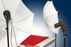 How To Use Umbrella Lights Delectable How To Use Umbrella Lights During Studio Photography  Ehow