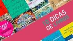 Dicas de 10 livros de desenho, grafite e street art para referência e estudo | Design Culture