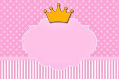Imágenes y marcos con coronas de Princesas