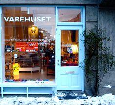 Frederiksberg: Varehuset