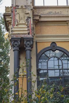 Ciutadella parc in Barcelona