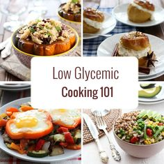 I put together this page to make it easier for you to navigate low glycemic recipes and the information on low glycemic eating and cooking available on my blog. I hope that having this resource wi...